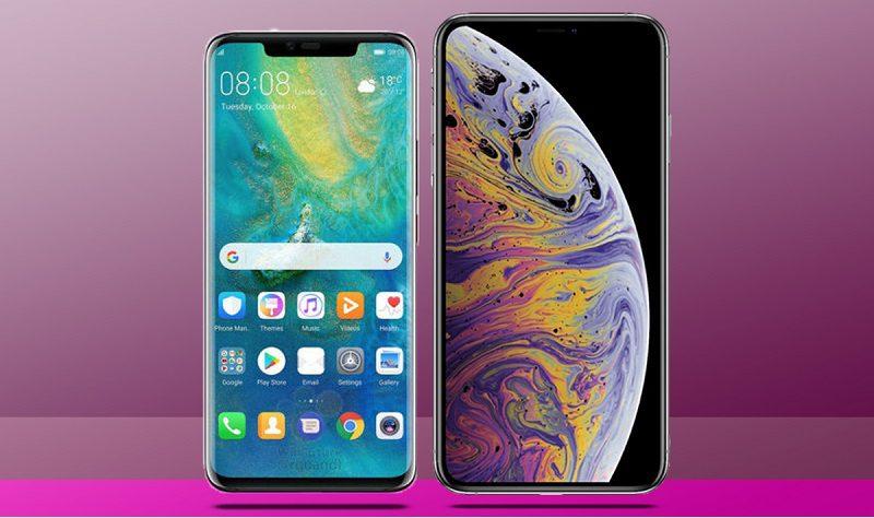 Huawei vendeu mais smartphones do que a Apple em 2019