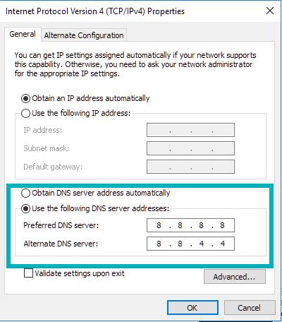 Tendo a Internet lenta ligada Windows 10? Isto é o que você deve fazer. 11