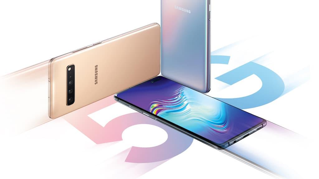 2020 será o ano do 5G e, neste segmento, a Samsung é líder com mais de 50% das vendas!