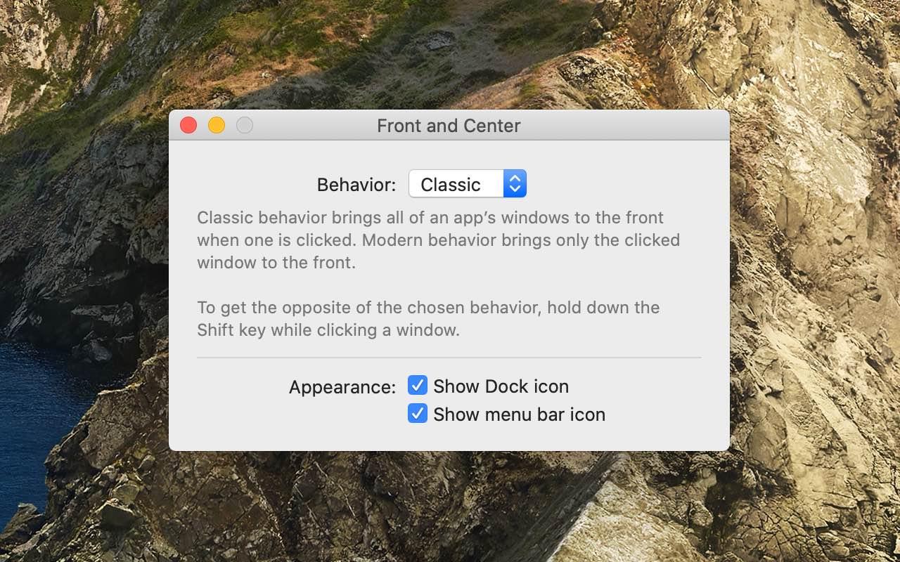 O SwitchGlass é um alternador de aplicativos dedicado para o seu Mac, com inúmeras opções de personalização 4