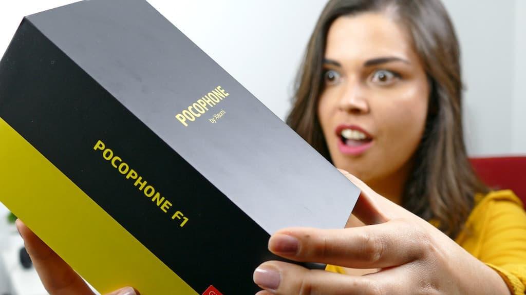 Pocophone POCO X2 aparece em fotografias que mostram características promissoras
