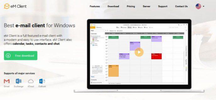Os melhores aplicativos do Gmail para Windows 10