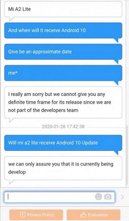 Mi A2 Lite: Afinal este smartphone da Xiaomi vai mesmo receber o Android 10 1