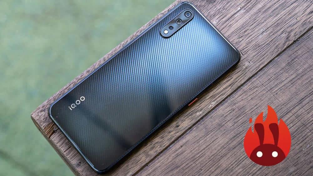 Imagem Antutu Topo 10 Smartphones de janeiro 2020