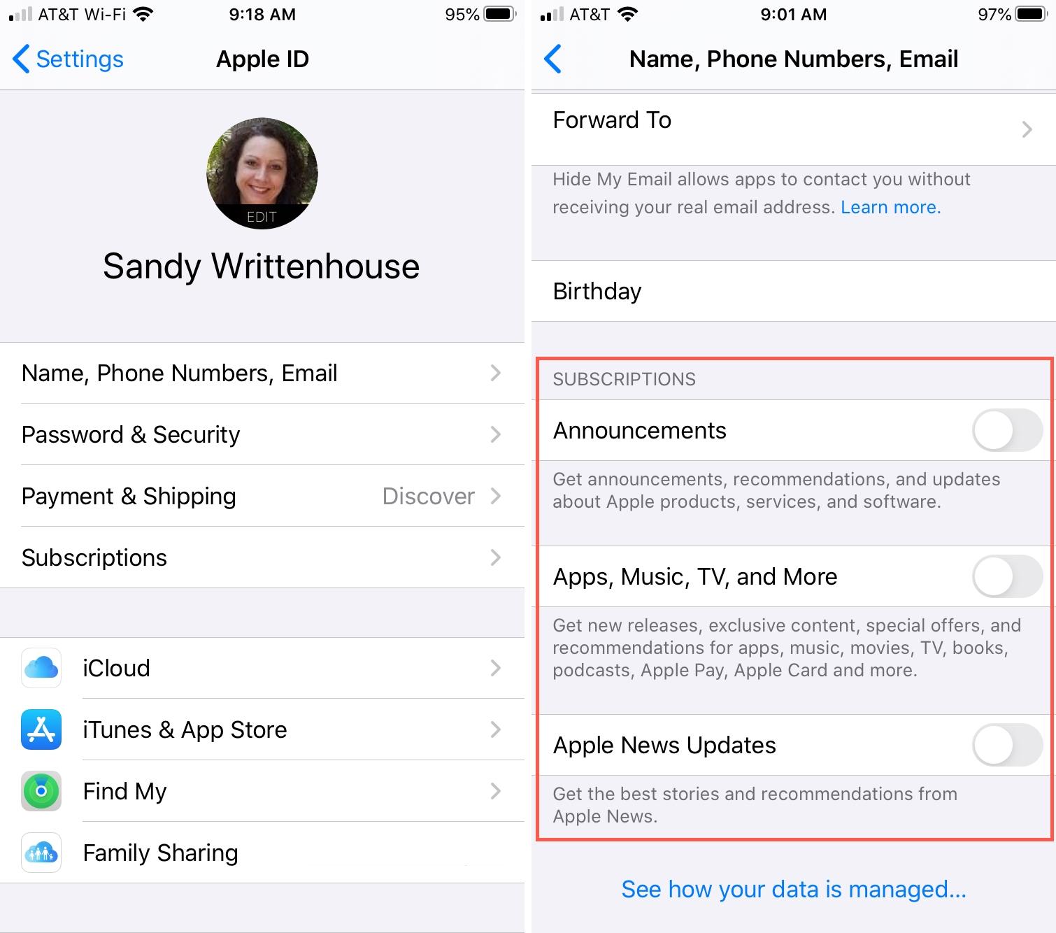 Pare Apple Notícias Comunicados iPhone