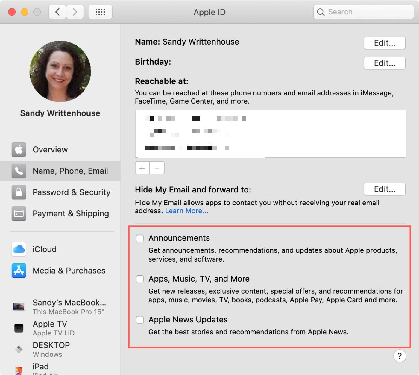 Pare Apple Comunicados de Notícias Mac