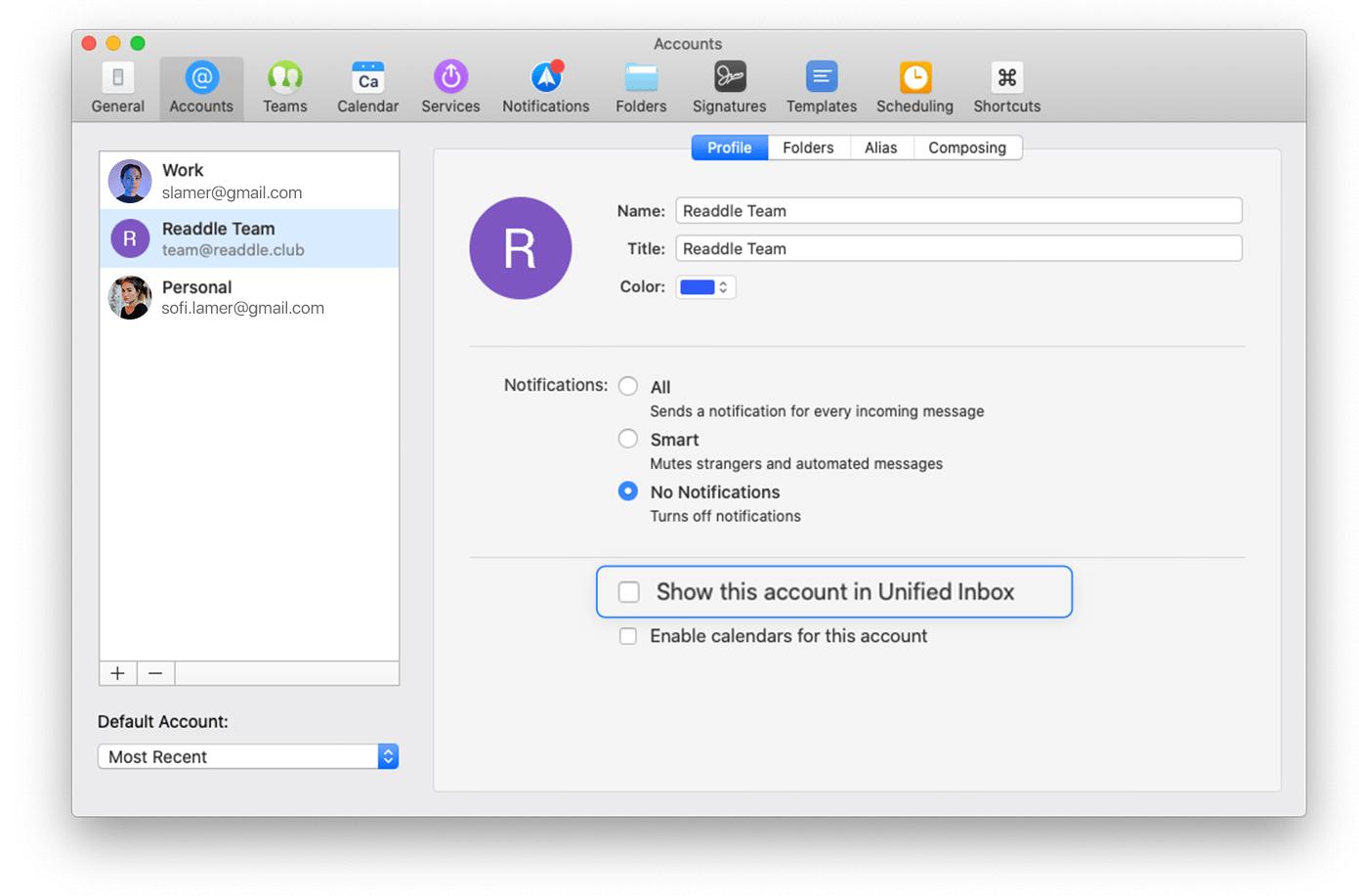O cliente de e-mail Spark obtém um novo recurso Send Again, uma barra de Desfazer revisada e outras vantagens 3