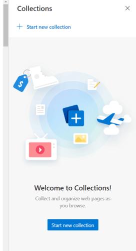 Coleção Edge Vs Chrome Start