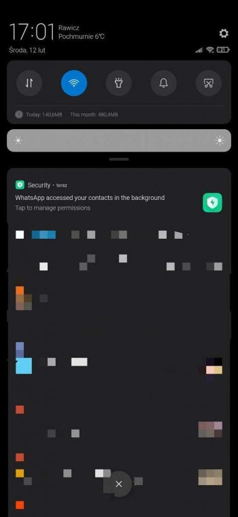Xiaomi MIUI 11 apps permissões smartphones