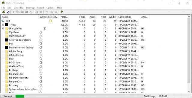 Descubra quais arquivos ocupam mais espaço em seu disco com o WinDirStat 2