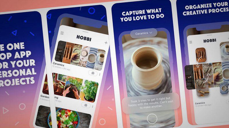 Hobbi: a nova app do Facebook muito semelhante ao Pinterest