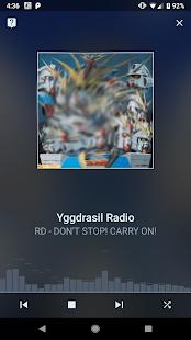 Rádio da música do Anime - J-pop, J-rock, trilhas sonoras Screenshot