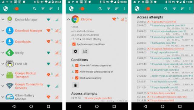 NetGuard, um aplicativo que ajudará você a gerenciar melhor seu plano de dados 1