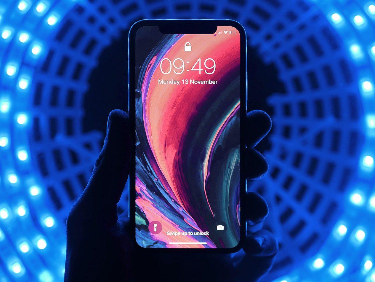 Autenticação biométrica para iOS 13 1