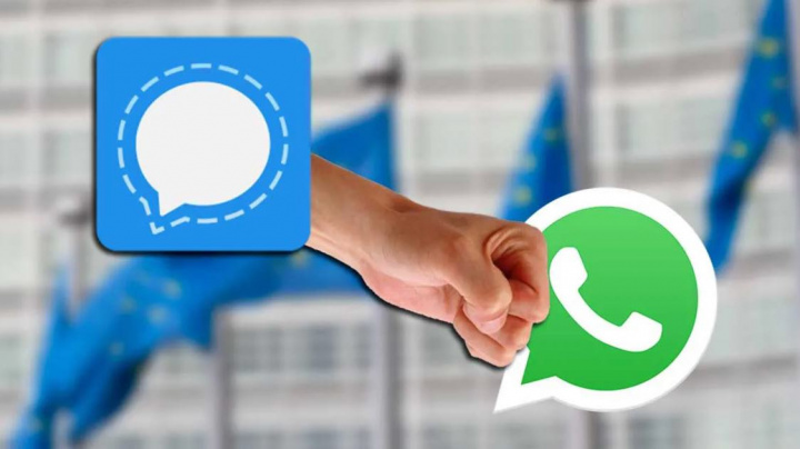 Comissão Europeia: Funcionários devem usar o Signal em vez do WhatsApp