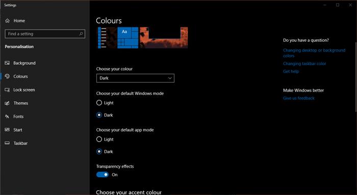 Como adicionar o modo escuro do Google Chrome Desktop