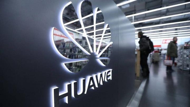 Huawei Google EUA trabalhar