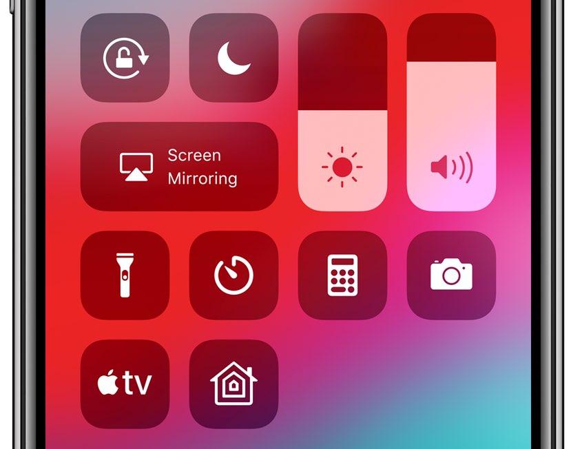 ReachCC13 abre o Control Center com o gesto de acessibilidade nativo do iOS 1
