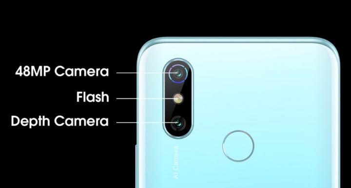 Elephone lançou o novo Elephone U3H, com design moderno e versões de 128GB e 256GB 4