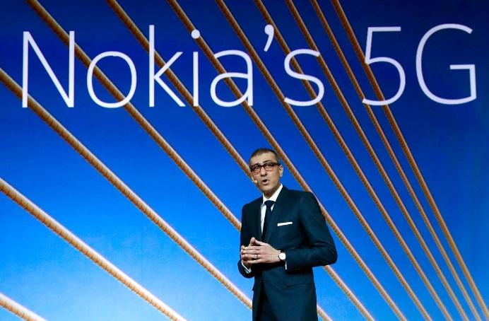 Nokia: novo CEO quer voltar a pôr a empresa na corrida pela rede 5G 2