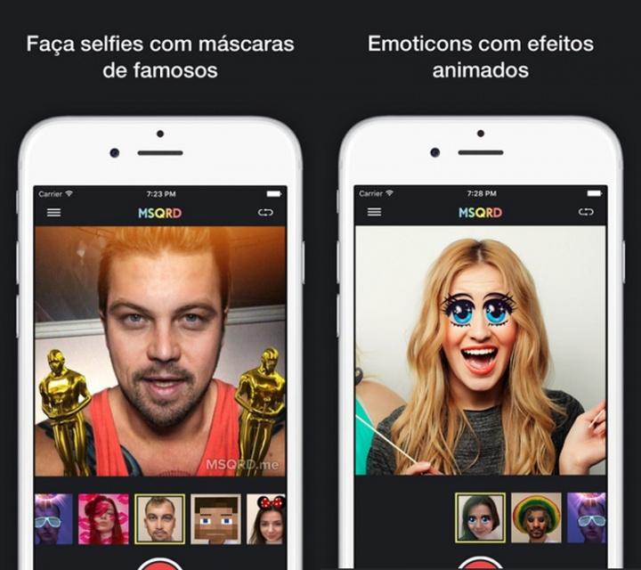 MSQRD: App do Facebook para efeitos nas selfies vai ser encerrada 2