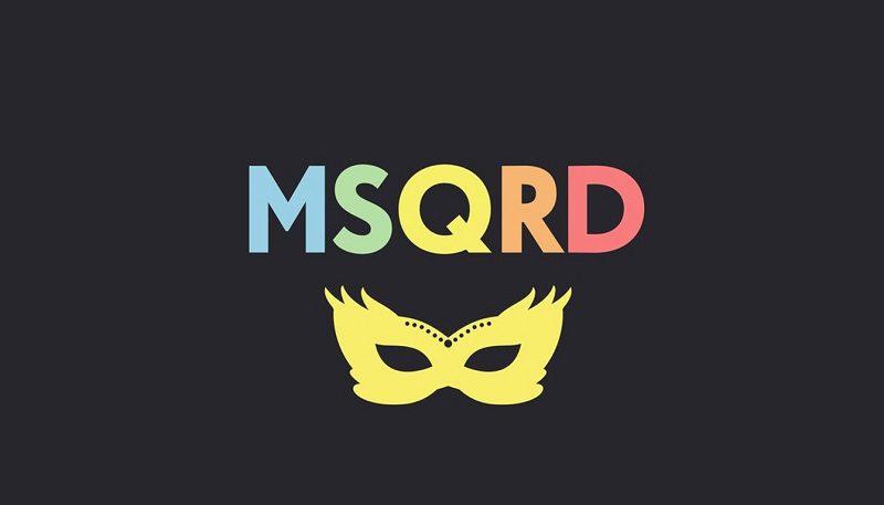 MSQRD: App do Facebook para efeitos nas selfies vai ser encerrada