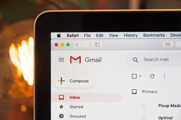 Como esvaziar pastas permanentemente no Gmail 1