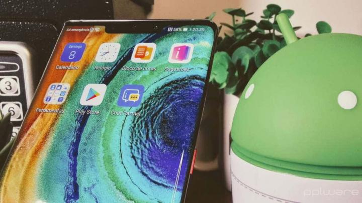 Huawei Google smartphones apps serviços
