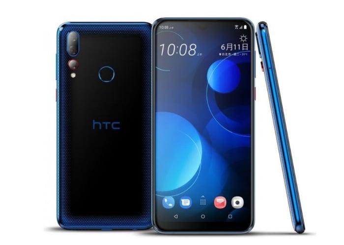 Lançamento do HTC Desire 19+ na Alemanha a partir de € 329