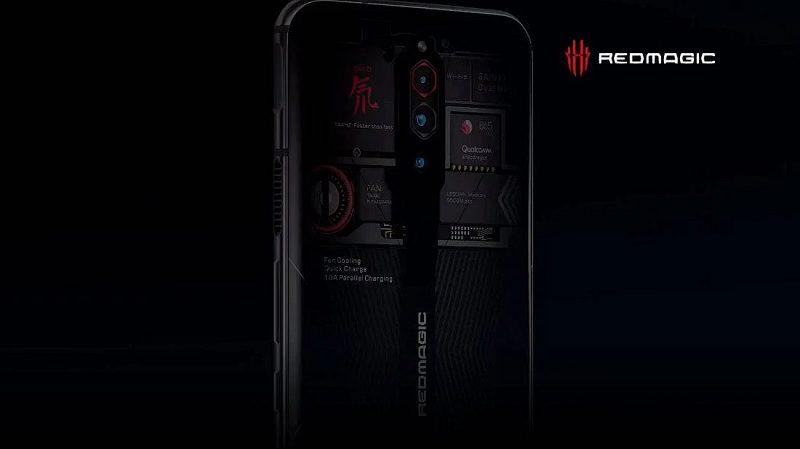 Nubia Red Magic 5G vai ter uma versão transparente