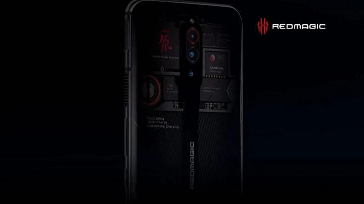 Nubia Red Magic 5G vai ter uma versão transparente 1