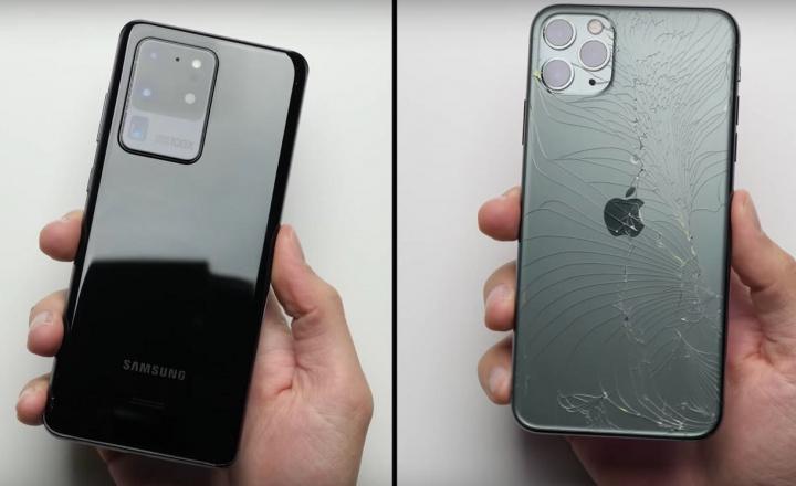 Samsung Galaxy S20 Ultra Vs iPhone 11 Pro! Qual o mais