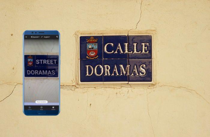 Use a câmera do seu smartphone para traduzir qualquer idioma para o seu