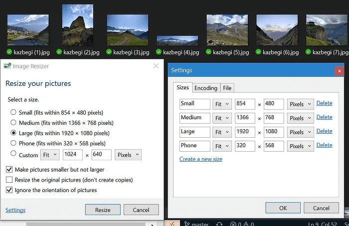 Adicionando funcionalidade ao Windows 10 de PowerToys 10