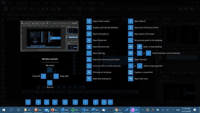 Adicionando funcionalidade ao Windows 10 de PowerToys 14