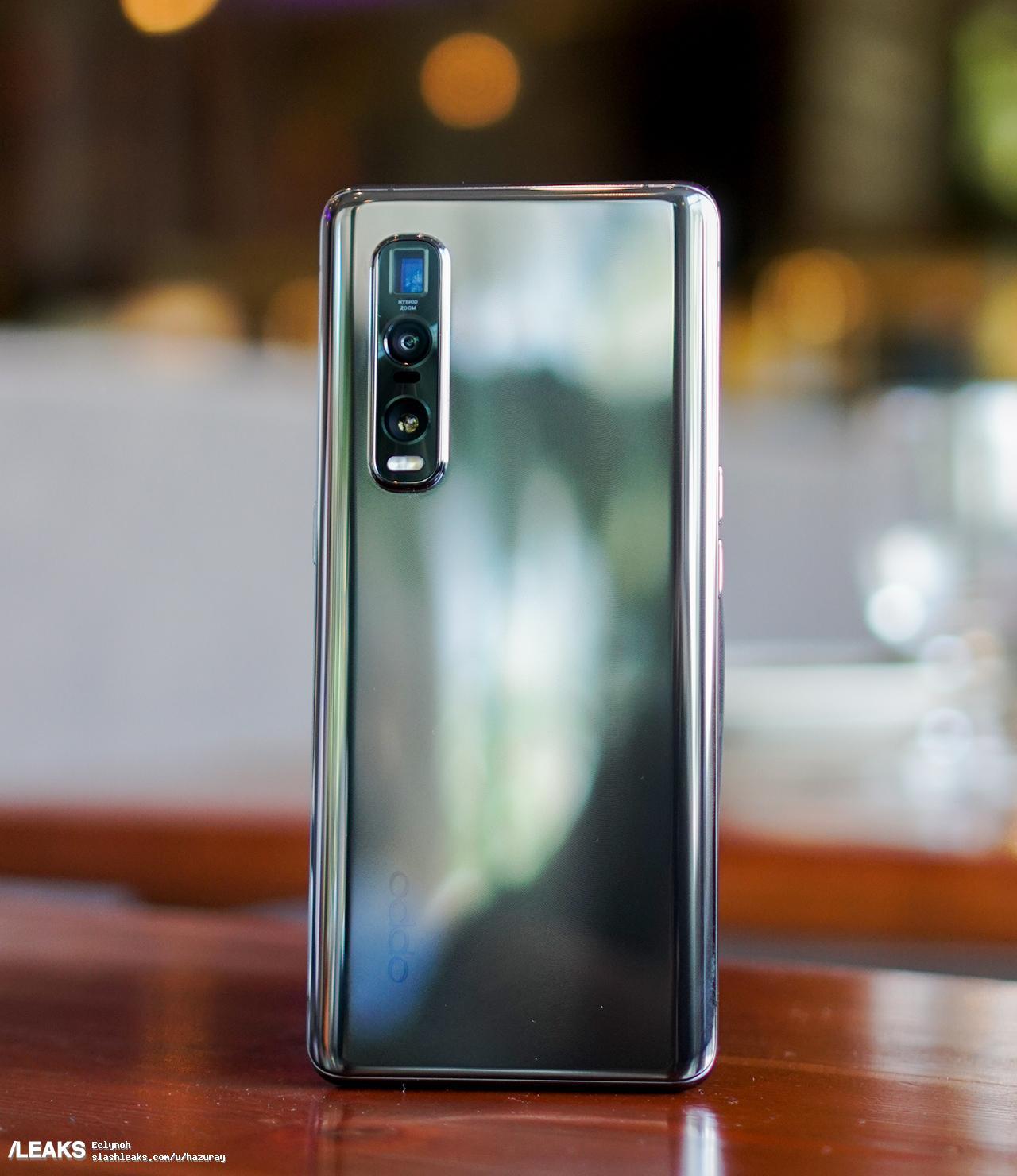 OPPO Encontre X2 Pro vs Samsung Galaxy S20 Ultra