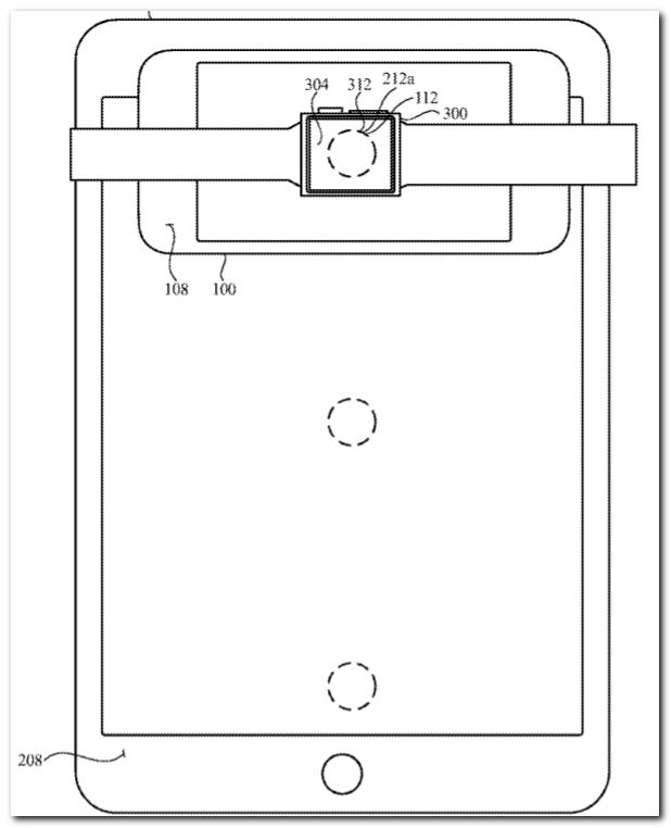 Apple patentes imaginam um MacBook com capacidade de carregamento reverso sem fio 3
