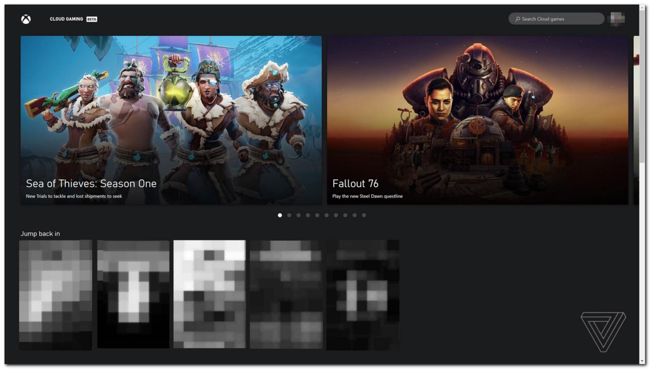 A Microsoft começa a testar o streaming de jogos do xCloud na web antes de sua estreia no iOS: Relatório 2