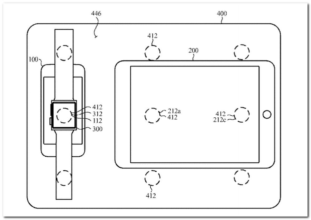 Apple patentes imaginam um MacBook com capacidade de carregamento reverso sem fio 2