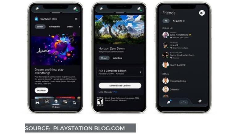 Atualização do aplicativo PlayStation: Confira todos os novos recursos lançados na atualização principal do aplicativo PS 1