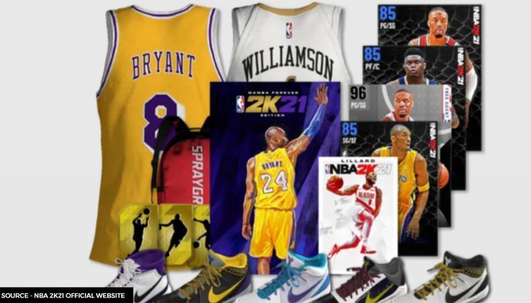 Códigos de armário do NBA 2K21: qual código usar para obter recompensas no jogo? 1