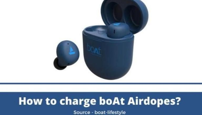 Como carregar o barco Airdopes?  Aqui está o guia passo a passo que você deve conferir 1