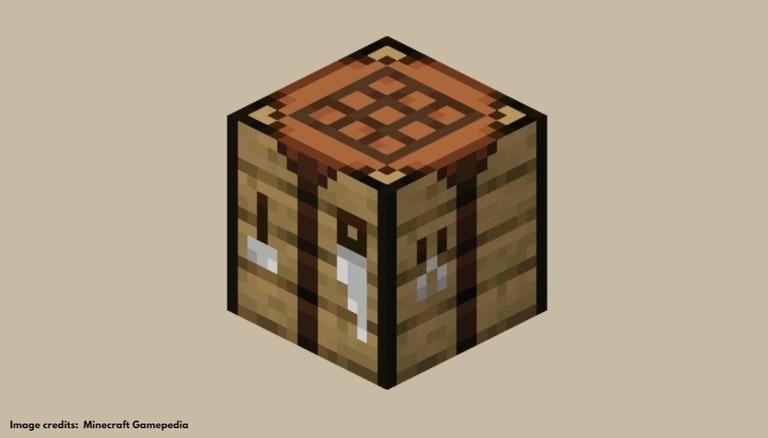 Como fazer mesa de artesanato no Minecraft para construir itens mais complexos? 1