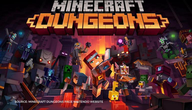 Data de lançamento do DLC do Minecraft Dungeons;  Tudo o que sabemos sobre a próxima atualização do DLC 1