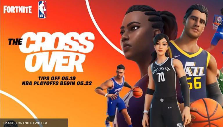 Fortnite Colaboração da equipe X NBA: como se inscrever e ganhar recompensas com este evento 1