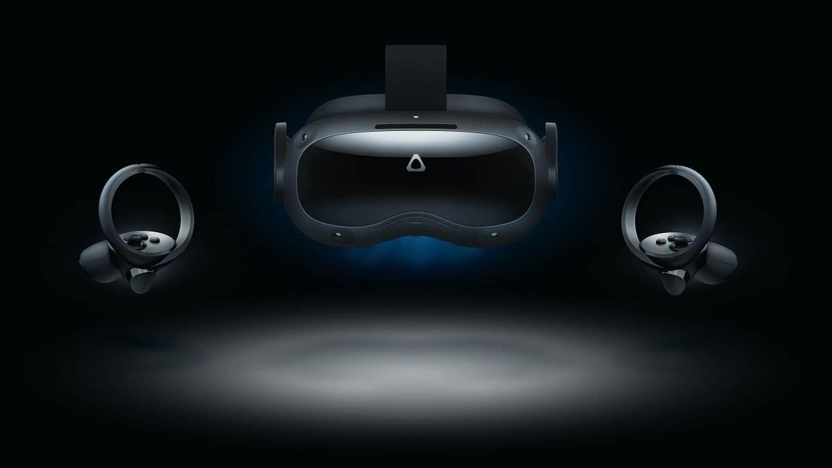 HTC lança VIVE Pro 2 E VIVE Focus 3 Fones de ouvido VR com resolução de 5K 1