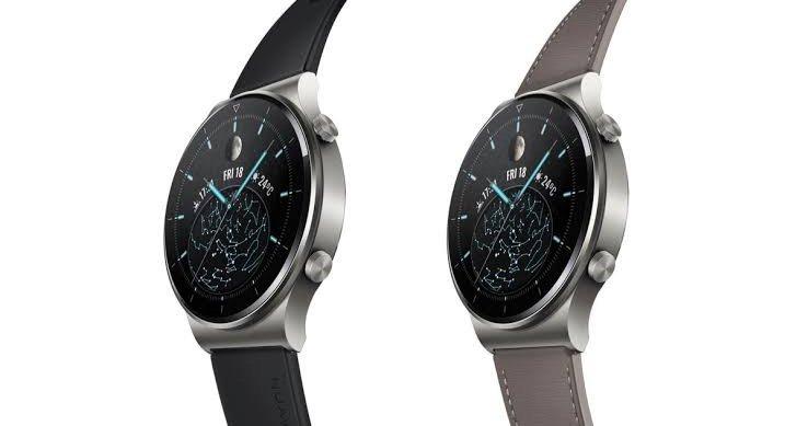 Agora você pode responder às mensagens do Watch GT 2 Pró 1