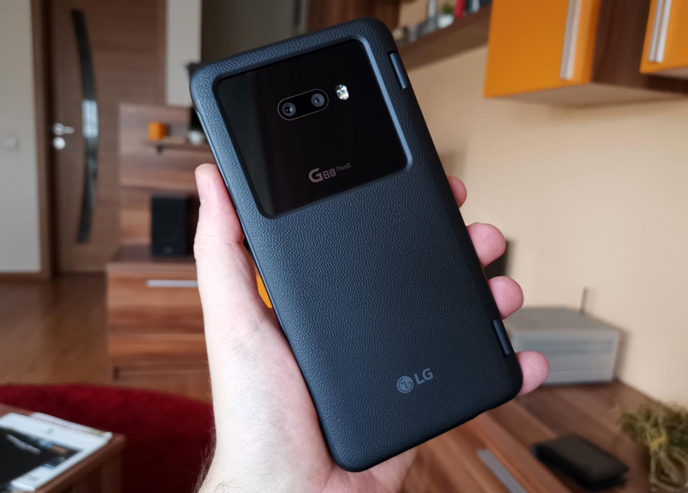 LG G8X ThinQ da Sprint está recebendo atualização do Android 10 1