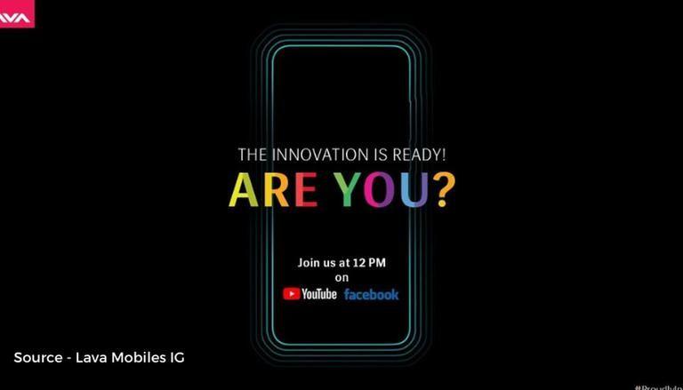 Lava anuncia o lançamento do Made In India Lava Mobiles Today - Destaques 1