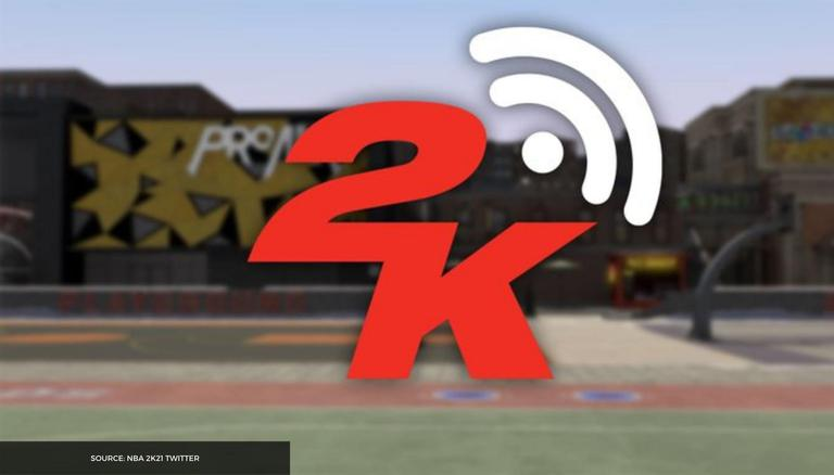Localização do NBA 2K21 Daily Spin e lista de recompensas da roda da sorte 1